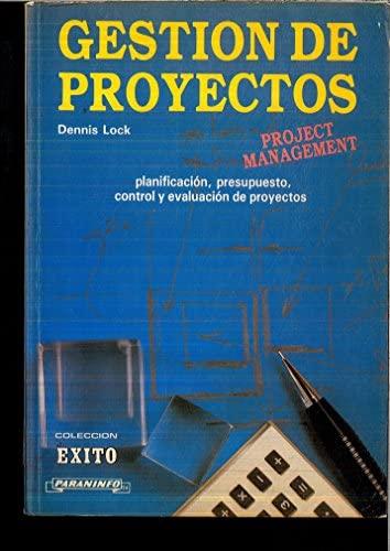 9788428317740: Gestion de proyectos
