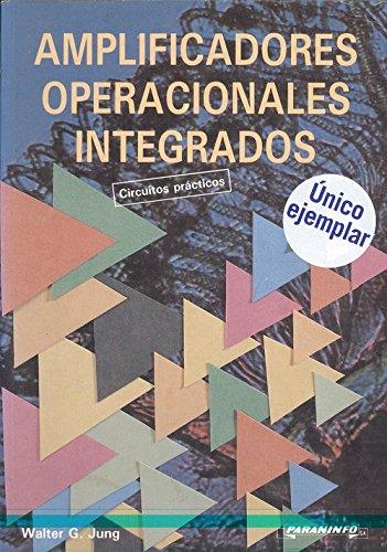 9788428318334: Amplificadores operacionales integrados