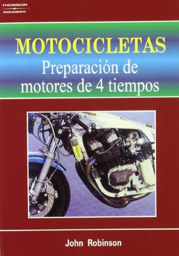 9788428318679: Motocicletas - reparacion de motores de 4 tiempos