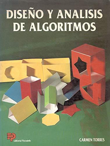 9788428319072: Diseño y analisis de algoritmos