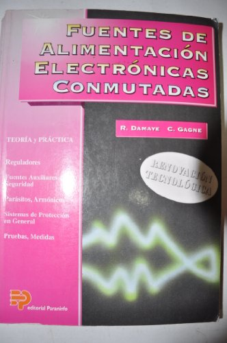 9788428321976: Fuentes de alimentacion electronicas conmutadas