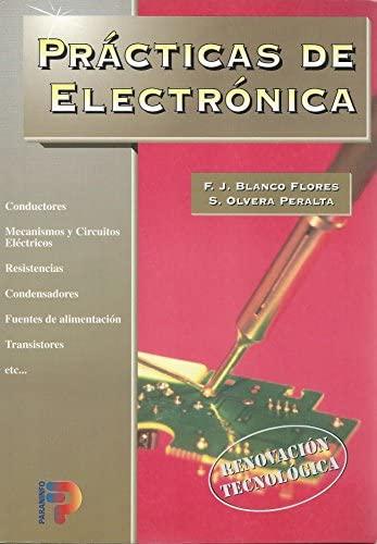 9788428322263: Practicas De Electronica