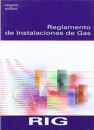 9788428323055: Reglamento de instalaciones de gas