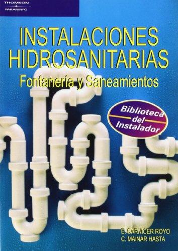 9788428324281: Instalaciones Hidrosanitarias (Spanish Edition)