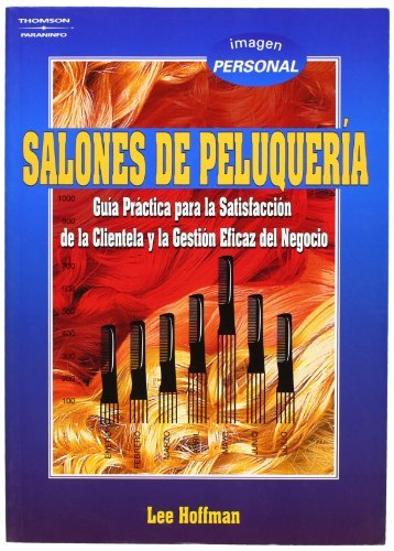 Salones De Peluqueria (Imagen Personal) (Spanish Edition) (8428324476) by Louise Cotter