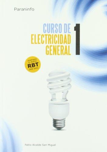 9788428324656: Curso de Electricidad General 1 (Spanish Edition)