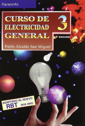 9788428325059: Curso de Electricidad General 3 (Spanish Edition)