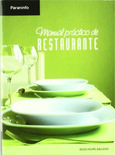 9788428325127: Manual Practico de Restaurante (Spanish Edition)