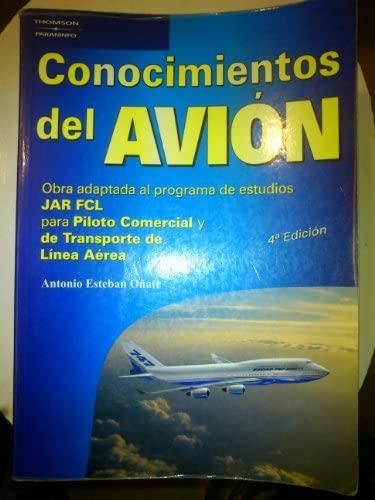 9788428326353: Conocimientos del Avion (Spanish Edition)