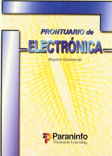 9788428326933: Prontuario de Electronica (Spanish Edition)