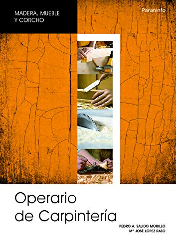 9788428327343: Operario de carpintería