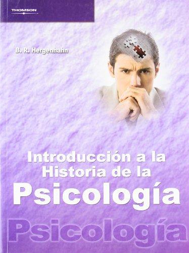 9788428327602: Introduccion a la Historia de La Psicologia (Spanish Edition)