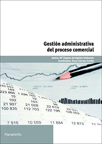 9788428327718: Gestión administrativa del proceso comercial (Cp - Certificado Profesionalidad)