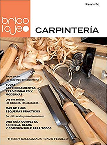 9788428327831: Carpinteria - Bricolaje (Spanish Edition)