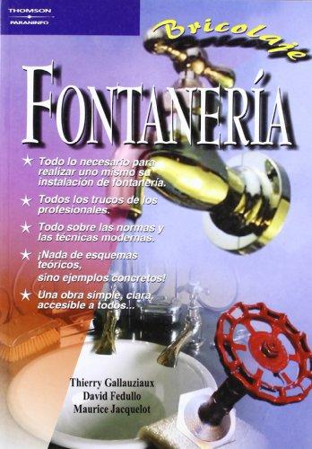 9788428328197: Bricolaje Fontaneria