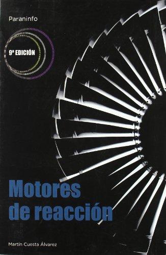 Motores de Reaccion (Spanish Edition): Martin Cuesta Alvarez