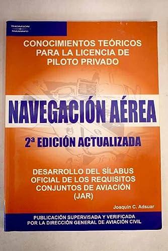 9788428328524: Navegacion Aerea Conocimientos Nuevo (Spanish Edition)