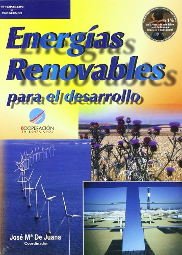 Energías renovables para el desarrollo: CRESPO MARTINEZ, ANTONIO;