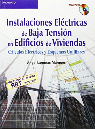 9788428328807: Instalaciones Electricas de Baja Tension En Edificios de Viviendas (Spanish Edition)