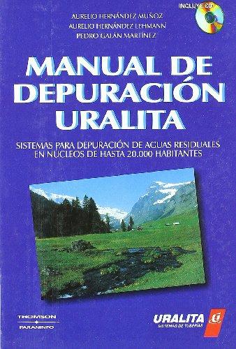 9788428328814: Manual de Depuracion Uralita