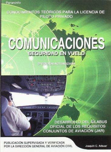 9788428328951: Comunicaciones. Seguridad En Vuelo