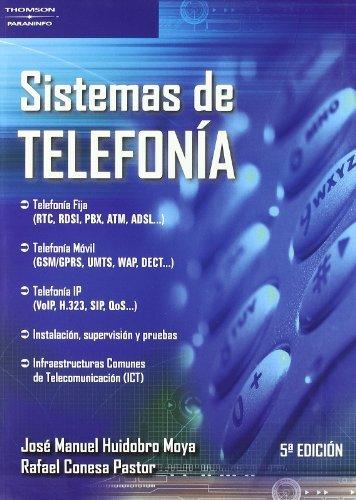 9788428329279: Sistemas de telefonía