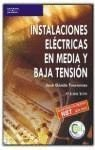 9788428329330: Instalaciones En Media y Baja Tension (Spanish Edition)