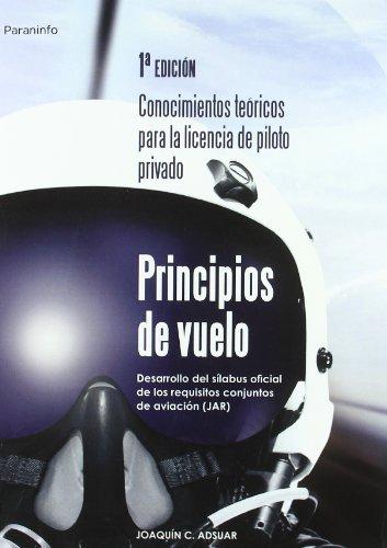 9788428329446: Principios de vuelo
