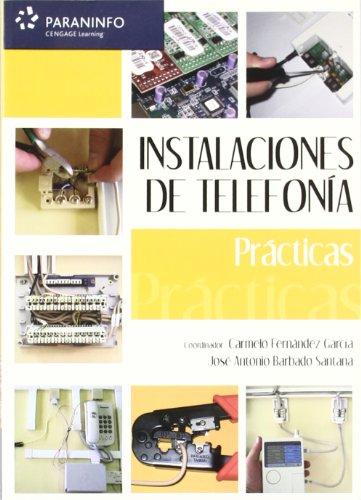 9788428329460: Instalaciones de telefonía. Prácticas