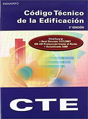 9788428330305: CTE. Código técnico de la edificación