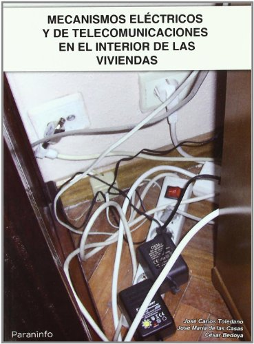 9788428332040: MECANISMOS ELECTRICOS Y DE TELECOMUNICAC