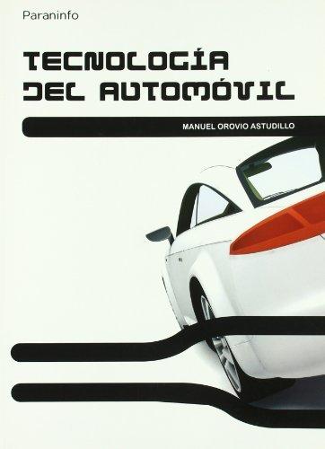 9788428332101: Tecnología del automóvil