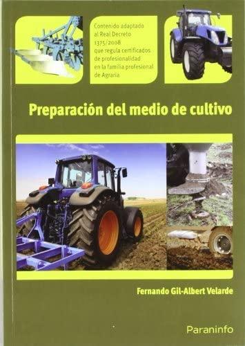 Preparación del medio de cultivo: ALBERT VELARDE