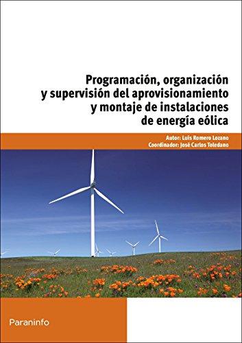 9788428333153: Programación organización y supervisión del aprovisionamiento