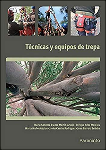 TÉCNICAS Y EQUIPOS DE TREPA: BARRERO BELTRÁN, JUAN;CARRIZO