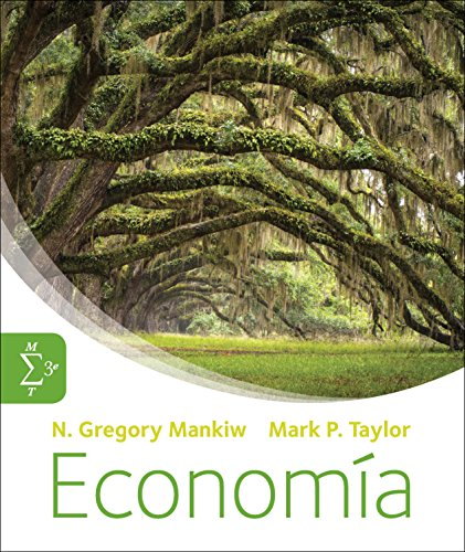 Economía: Mankiw, N.Gregory/Taylor, Mark