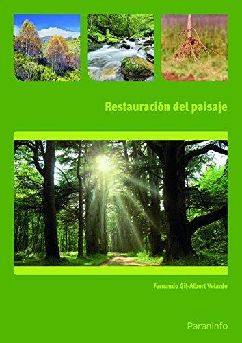 9788428334181: Restauración del paisaje