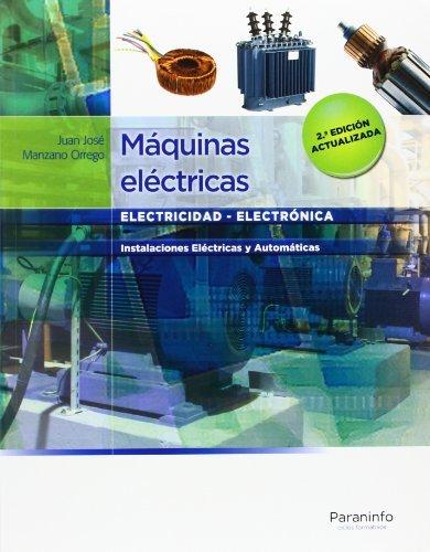 9788428334396: Máquinas eléctricas