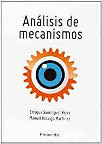 9788428334419: Análisis de mecanismos planos: teoría y problemas