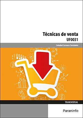 TECNICAS DE VENTA: SOLEDAD CARRASCO FERNANDEZ