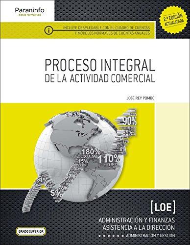 Proceso integral de la actividad comercial: Rey Pombo, Jose