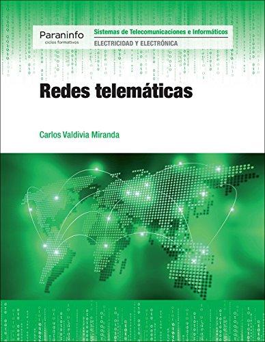 REDES TELEMATICAS: Carlos Valdivia Miranda
