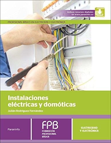 9788428335447: INST.ELECTRICAS DOMOTICAS FPB.PA