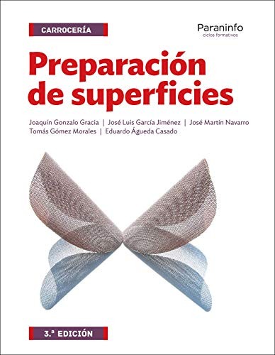 9788428335584: Preparación de superficies