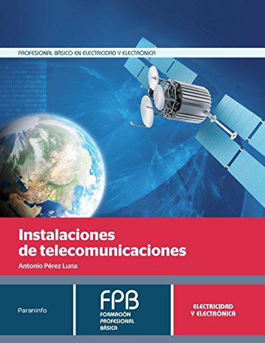 9788428335638: Instalaciones de telecomunicaciones