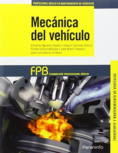 9788428335850: Mecánica del vehículo