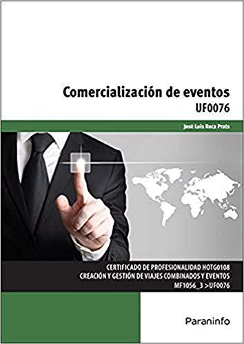 9788428336574: Comercialización de eventos