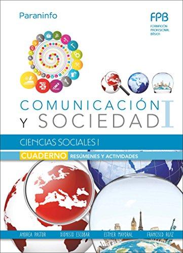 9788428337434: CIENCIAS SOCIALES I COMUNICACION Y SOCIEDAD I CUADERNO TRAB
