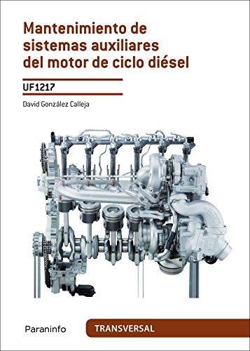 9788428337847: Mantenimiento de sistemas auxiliares del motor de ciclo diésel