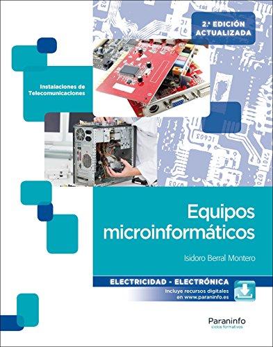 Equipos microinformáticos (Paperback): Isidoro Berral Montero